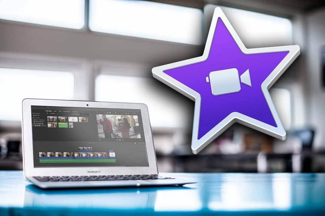 video bewerken imovie