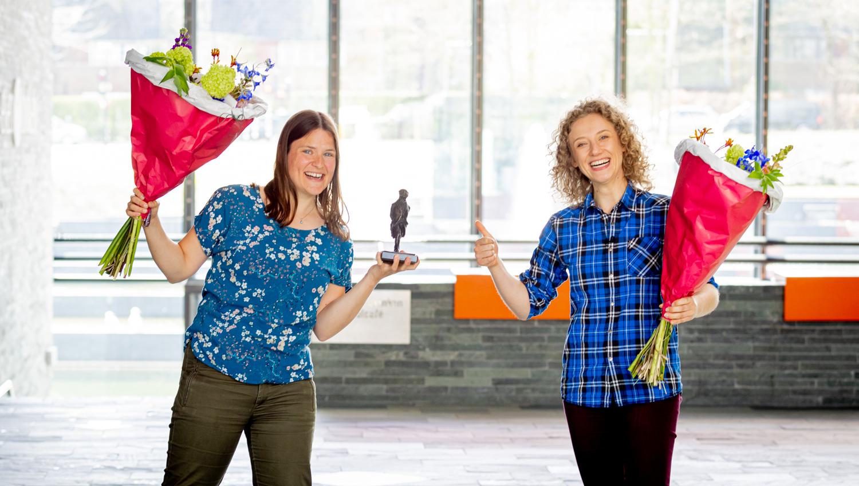 """Featured image for """"de Videomakers winnen de Henny Hogenbijl filmprijs 2021"""""""