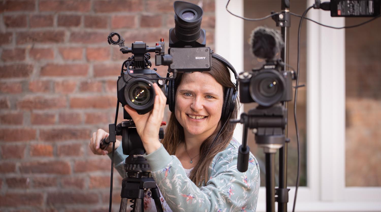 """Featured image for """"Film maken: de basis van goed camerawerk"""""""