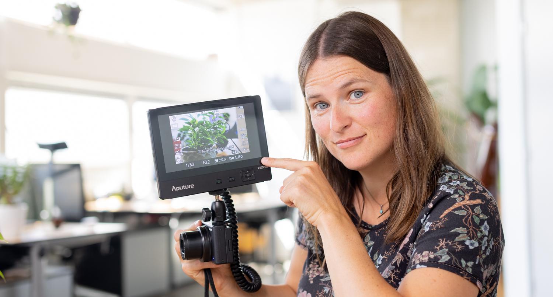 "Featured image for ""Camera monitors: over peaking, waveforms, histogram, zebra en meer"""